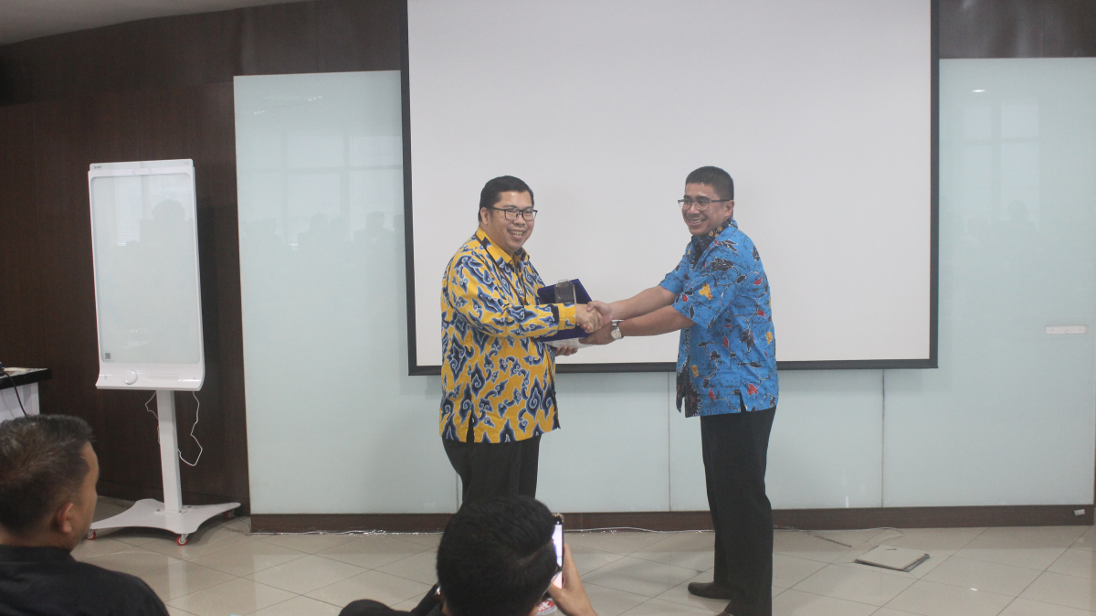 Kunjungan Study Excursie 2019 di Direktorat Jendral Pajak Pusat Jakarta Selatan