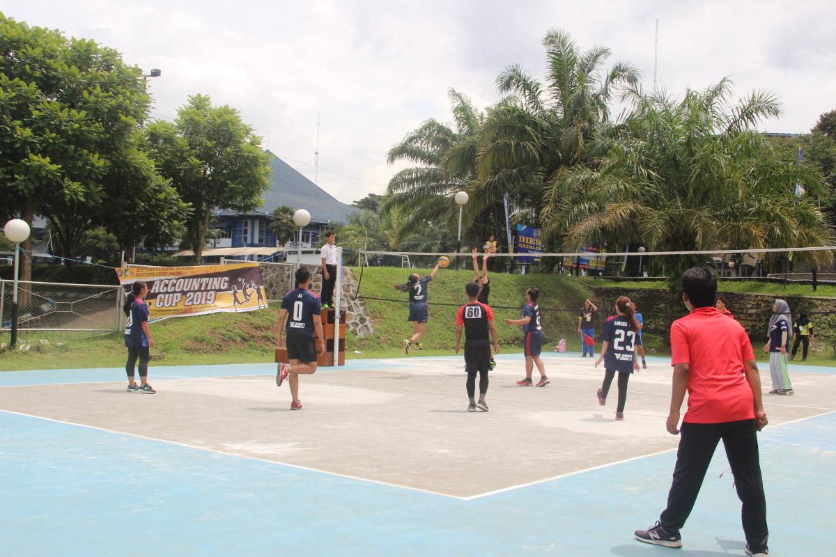 Pelaksanaan Volley AC 2019