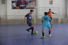Pelaksanaan Futsal Putra AC 2019
